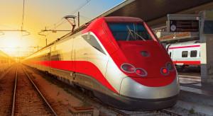 Pożar spowodował chaos w ruchu kolejowym