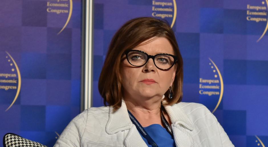 Izabela Leszczyna: ważna rozmowa o podatkach na Europejskim Kongresie Gospodarczym