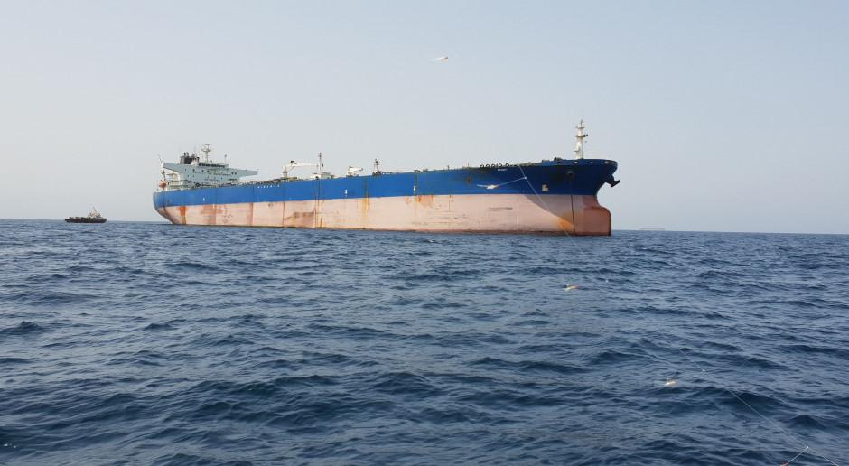 Rosja: Wybuch na tankowcu na Morzu Azowskim, zaginęły trzy osoby z załogi