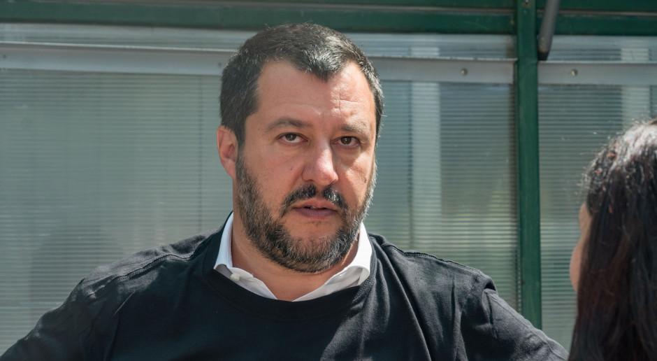 Włochy: Lider Ligi Salvini znów stanął przed sądem ws. migrantów na statku