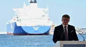 Historyczny moment. Amerykański gaz z regularnych dostaw już w Polsce