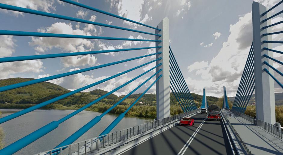 Za dwa lata nowy most na Dunajcu w Kurowie