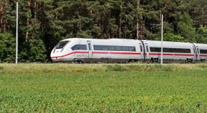 Większe przychody Deutsche Bahn, mniejszy zysk