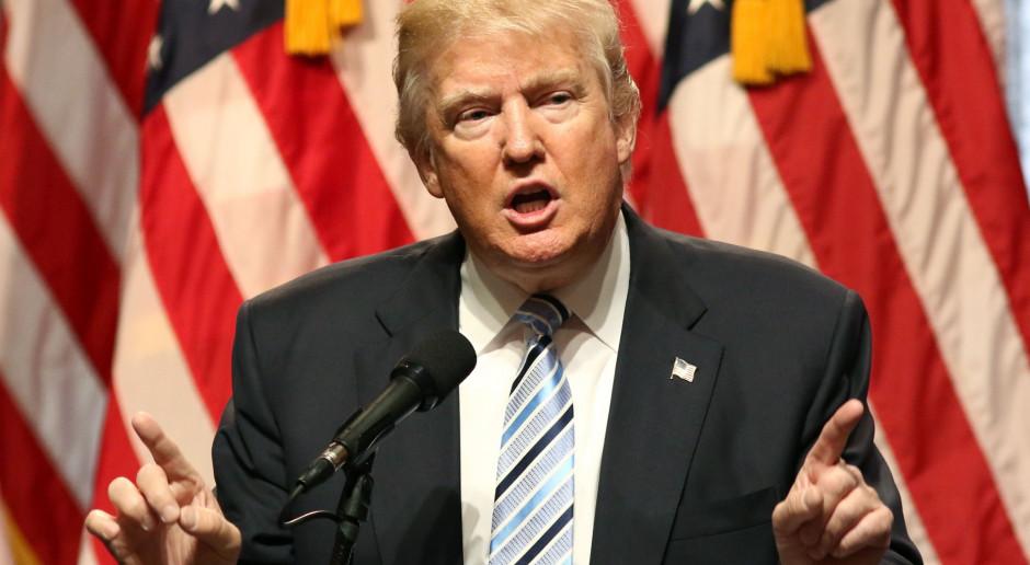 Donald Trump debiutuje na Trillerze