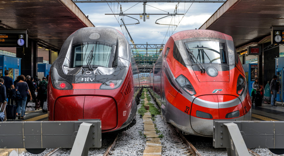 Francuski Alstom przejmuje kanadyjskiego Bombardiera Transportation