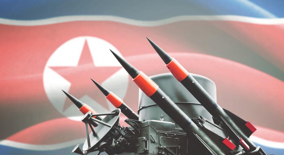 Korea Płn. przeprowadziła kolejny test rakiet krótkiego zasięgu