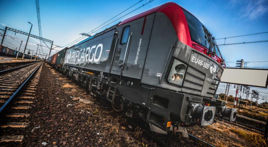 PKP Cargo pierwszy kwartał na stratach