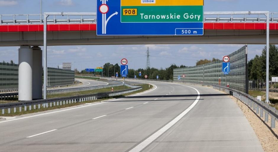 Chętnych na prace na A1 wokół Częstochowy nie było, więc GDDKiA chce negocjować