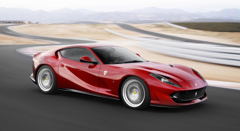 Elektryczne Ferrari w 2025 roku