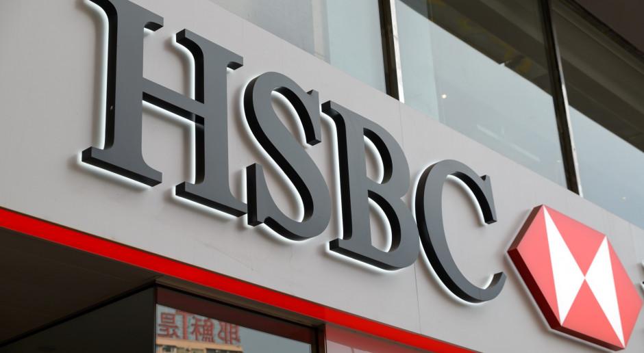 Załamanie akcji HSBC w związku z zarzutami prania brudnych pieniędzy