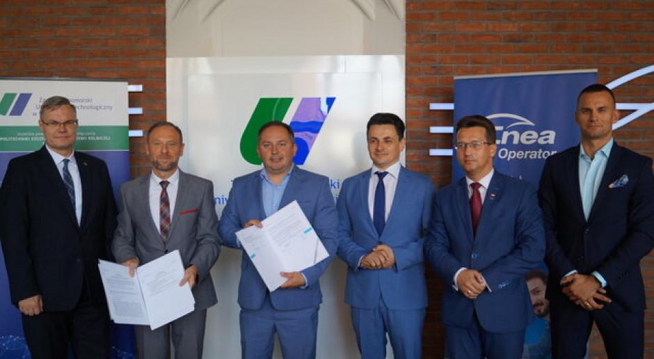 Enea Operator rozpoczęła współpracę z Zachodniopomorskim Uniwersytetem Technologicznym