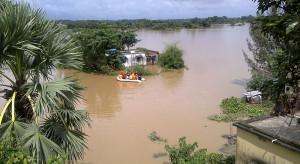 Z powodu powodzi Chiny zamykają ponad setkę kopalń