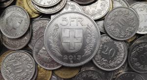 Kurs franka jeszcze pójdzie w górę