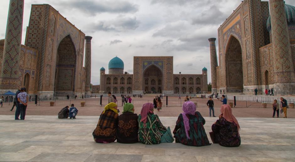 #TydzieńwAzji: Nowy blask starożytnej Samarkandy