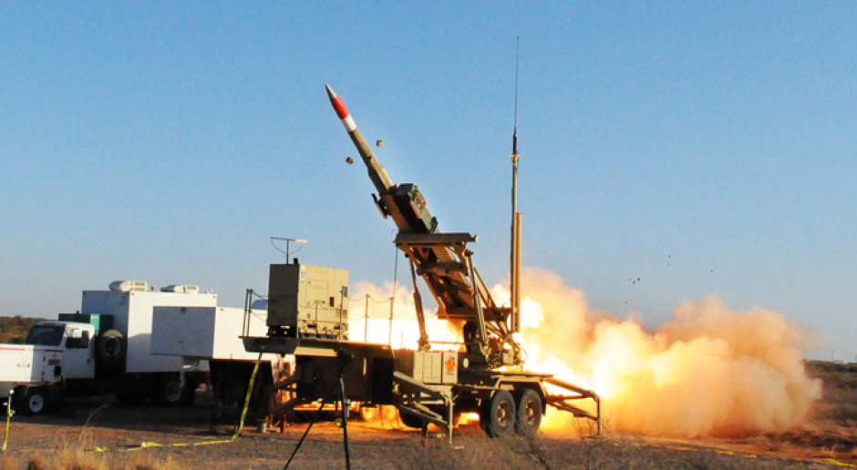 Raytheon z kontraktem na radar dla systemu Patriot