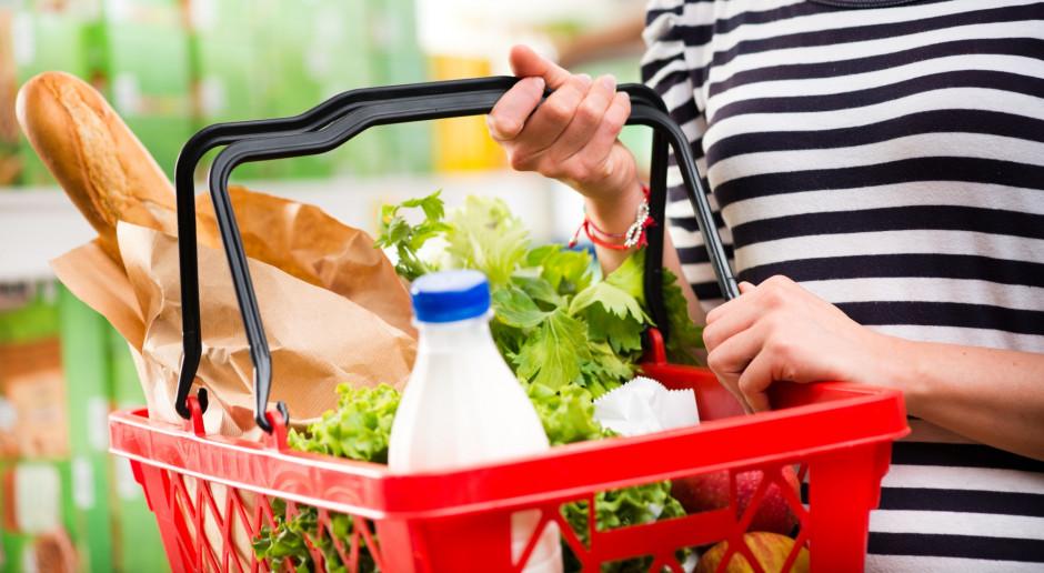 W styczniu w małych sklepach mniej klientów, ale wyższe paragony