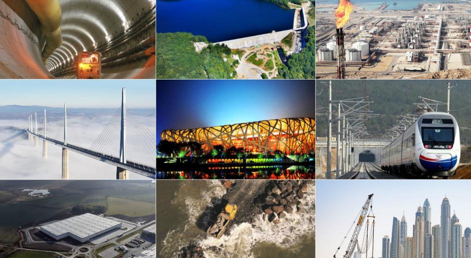 Największe firmy budowlane świata. Oto ranking
