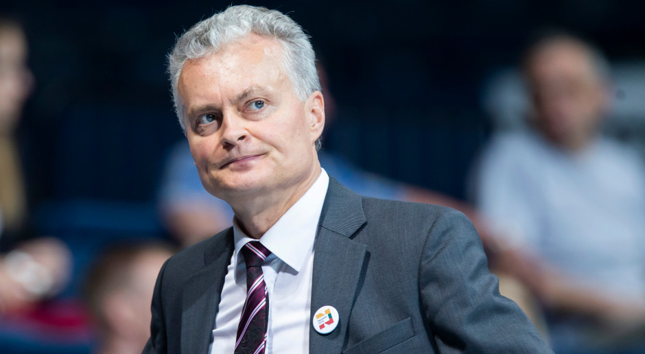 Prezydent Litwy po wizycie w RFN zapewnia, że sankcje UE wobec Rosji na razie nie zostaną zniesione