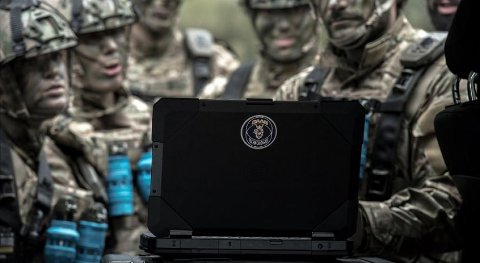 Szwedzkie symulatory do szkolenia bojowego belgijskich żołnierzy