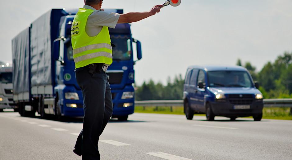 Trzeźwy… jak polski kierowca zawodowy