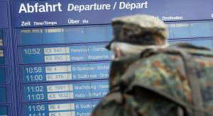 Bundeswehra daje hojny bonus żołnierzom