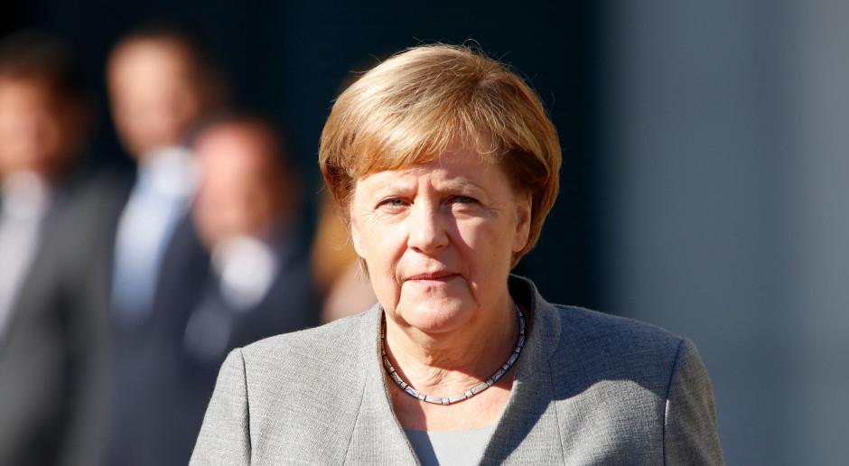 Kanclerz Angela Merkel na kwarantannie