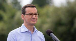 Premier o repolonizacji mBanku: jestem zwolennikiem, by jak najwięcej własności było w polskich rękach