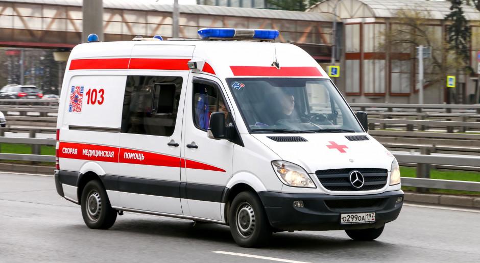 Niewyobrażalny chaos po wybuchu na poligonie w Rosji. Ucierpieli także lekarze