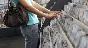 Polacy wciąż chętnie kupują płyty CD, ale winyle mogą wygrać