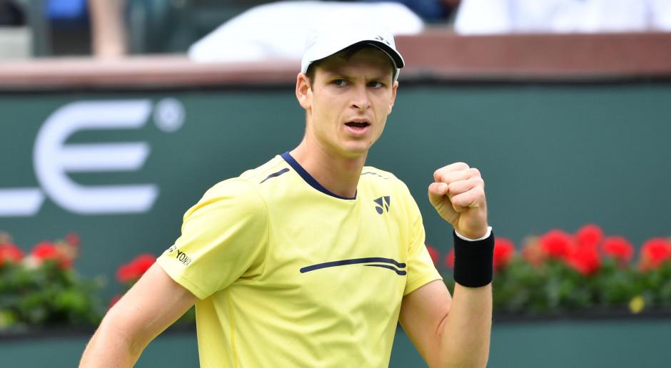 Hubert Hurkacz wygrał turniej ATP i pozyskał wsparcie Lotosu