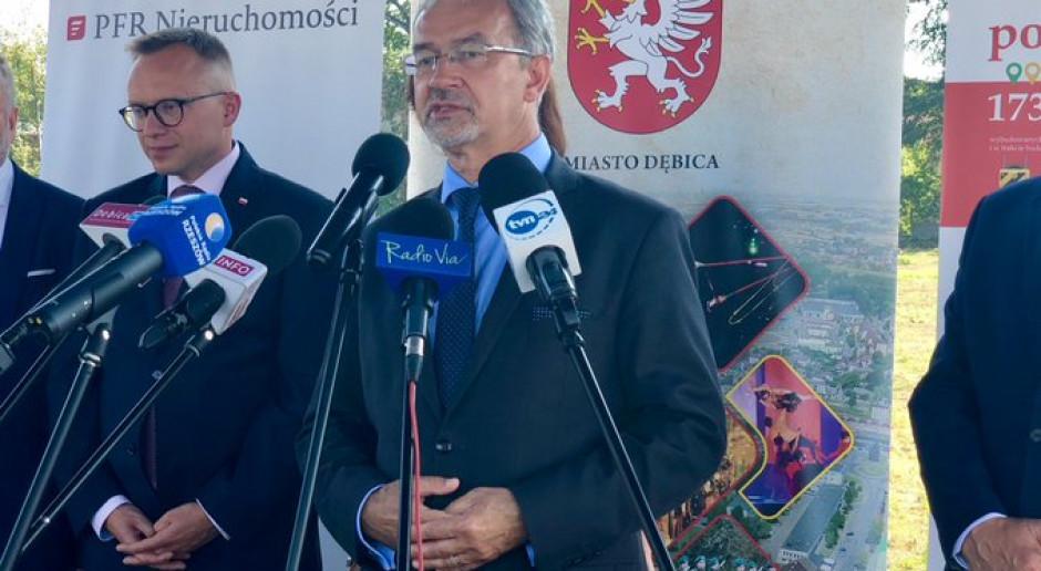Jerzy Kwieciński: W tym roku powstanie blisko 200 tys. mieszkań