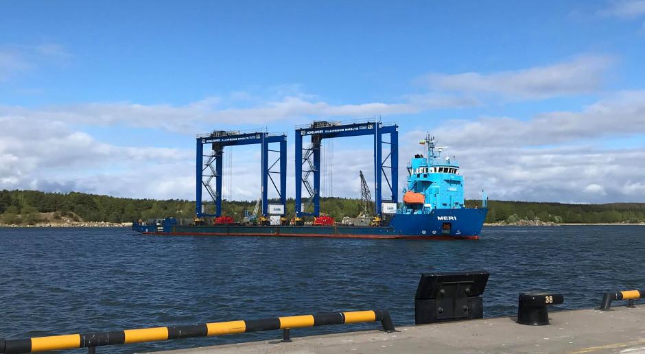 Kryzys między Litwą a Białorusią zaostrza się. Port w Kłajpedzie traci klientów