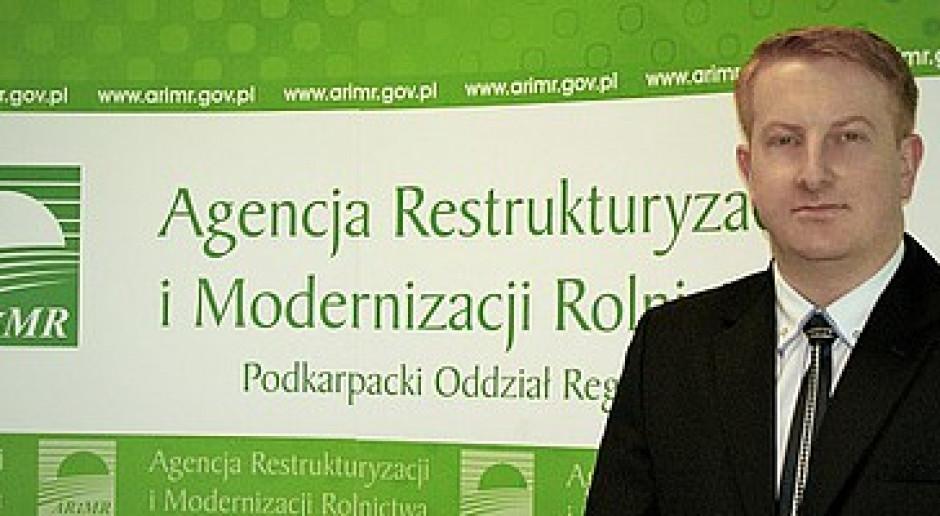 Tomasz Nowakowski został p.o. prezesa ARiMR