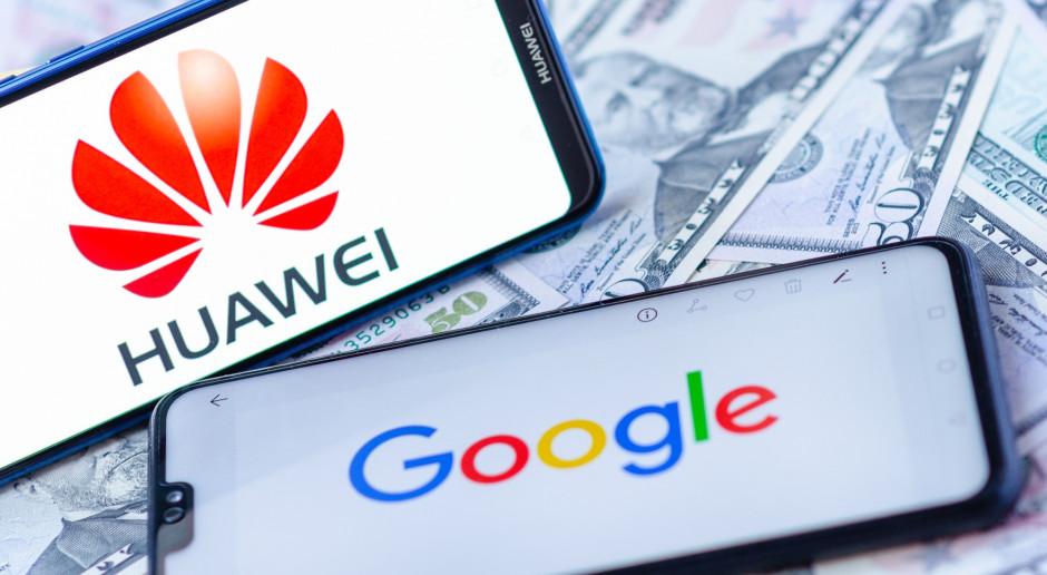 Huawei zostanie bez licencji na aplikacje Google'a