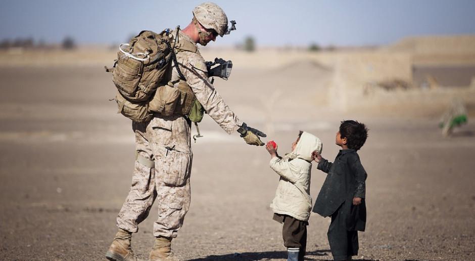 Trump zdecydował  w sprawie obecności żołnierzy w Afganistanie
