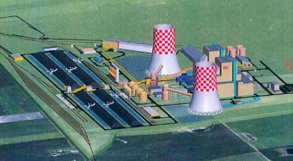 Jedna z wizualizacji Elektrowni Północ, fot. mat. pras.