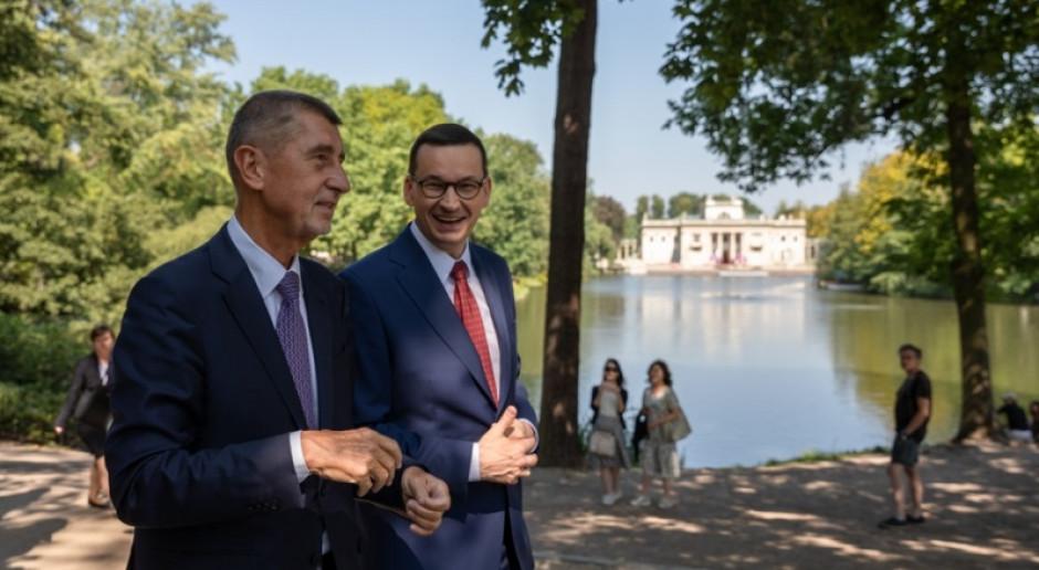 Czechy: Zakłócone spotkanie przedwyborcze premiera Babisza