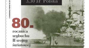 Poczta Polska uczci nowym znaczkiem rocznicę wybuchu II wojny światowej