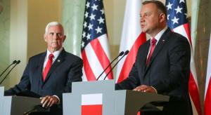 Umowy rozszerzające obecność amerykańskiego wojska w Polsce jeszcze w 2019 roku?