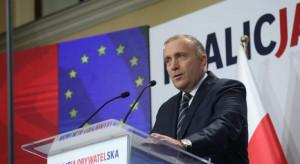 Grzegorz Schetyna: 13 października wygramy, Kidawa-Błońska przyszłym premierem