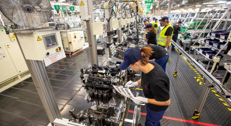 Na Dolnym Śląsku Toyota ruszyła z produkcją nowych silników