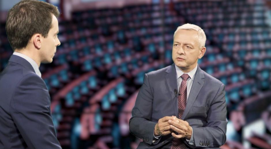 Minister cyfryzacji: decyzja o aukcjach na 5G ma też minusy