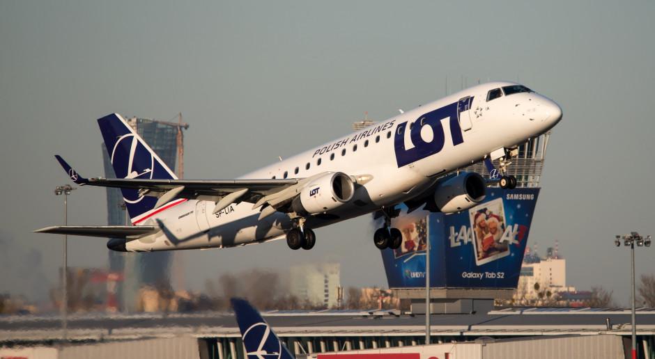 Od marca LOT poleci z Warszawy do Ostrawy