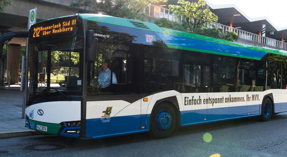 Solaris dostarczy autobusy elektryczne do stałego odbiorcy w Niemczech