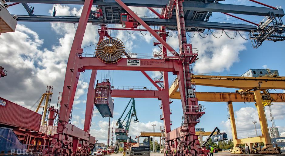 Nowy serwis z Gdańskiego Terminala Kontenerowego - do portów skandynawskich