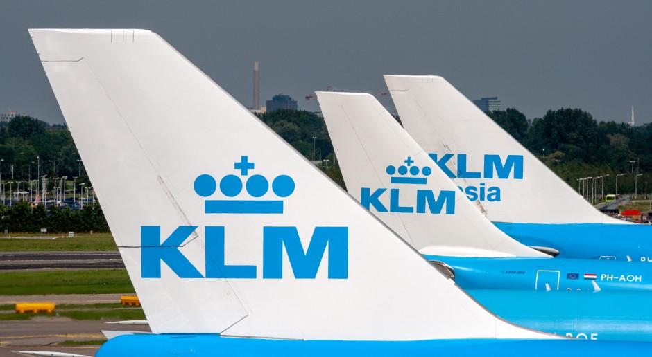 Linie KLM zapowiadają zwolnienie 5 tys. pracowników