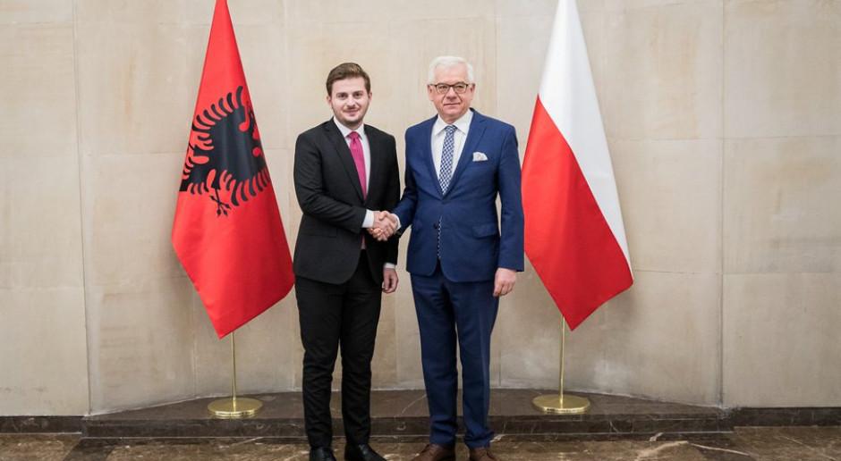 Polska orędownikiem Albanii i Macedonii Północnej w Unii Europejskiej