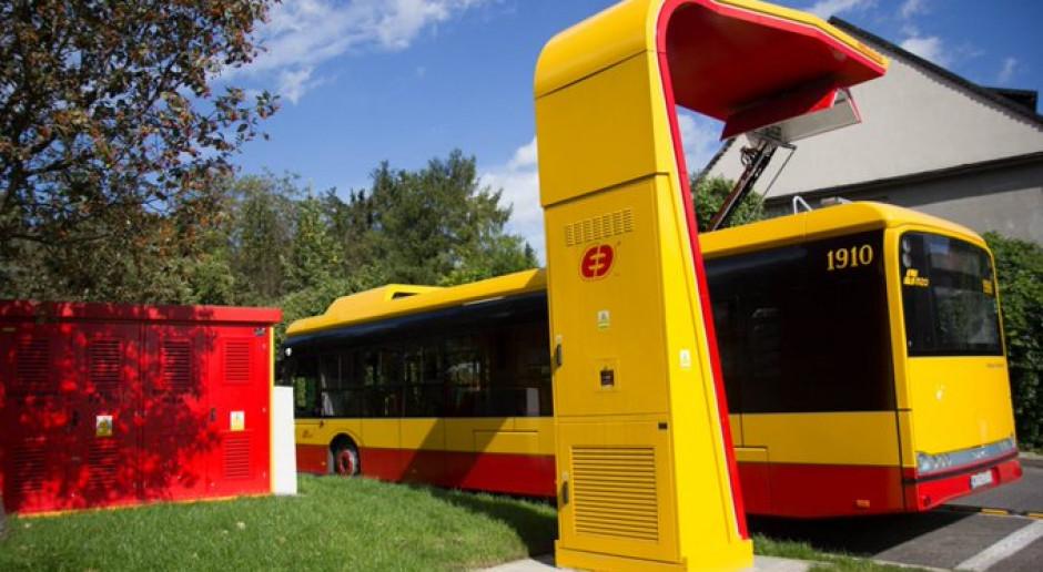 Europa przesiada się do elektrycznych autobusów