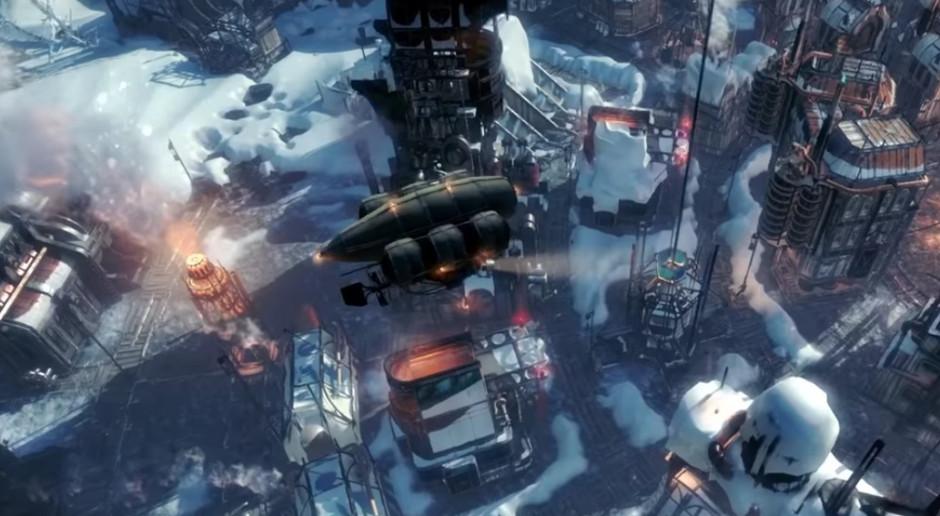 """Sprzedaż """"Frostpunka"""" na Steam przekroczyła 10 mln USD"""