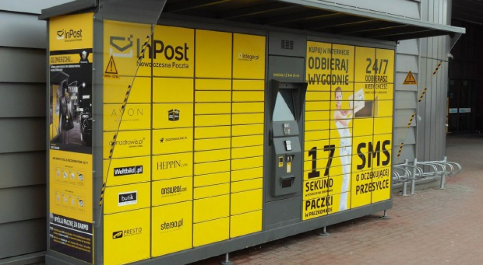 Już 5 tysięcy paczkomatów InPost w Polsce